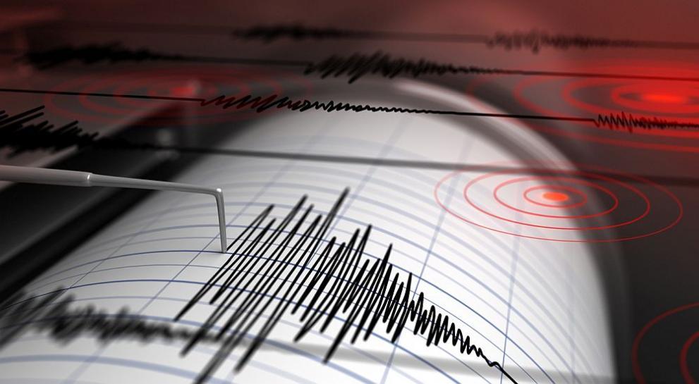 Серия от силни земетресения в Гърция