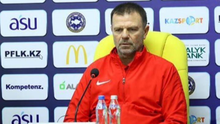 Стойчо Младенов носител на купата в Казахстан