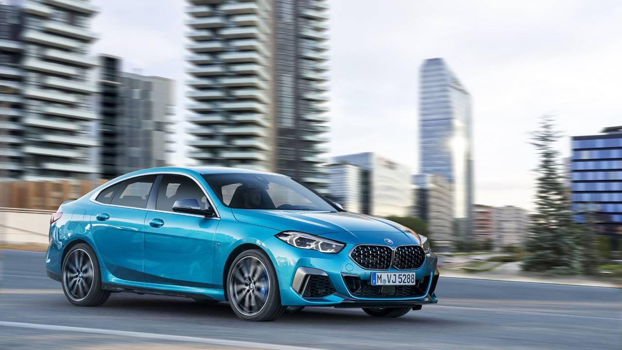 New BMW 2 Series Gran Coupe 2020 – see if it's better than the Mercedes CLA!