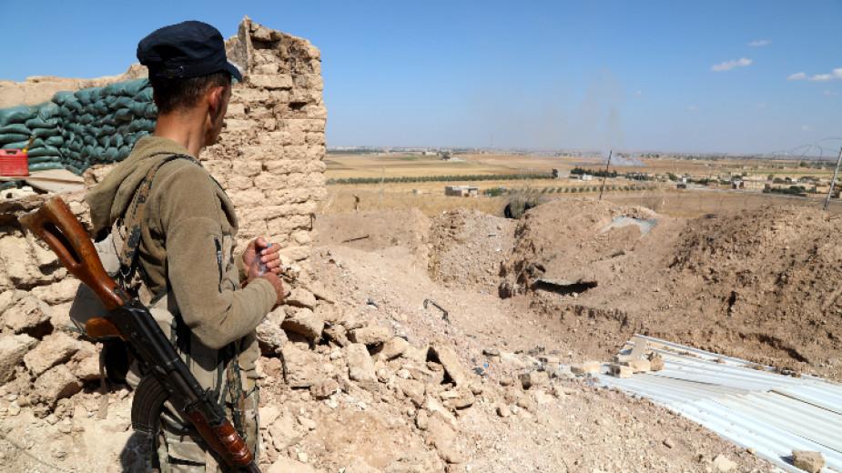 Ердоган обяви началото на военна операция в Сирия