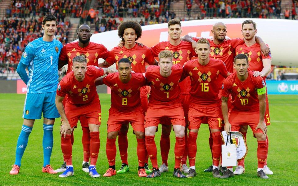 Белгийците продължават да са №1 в света