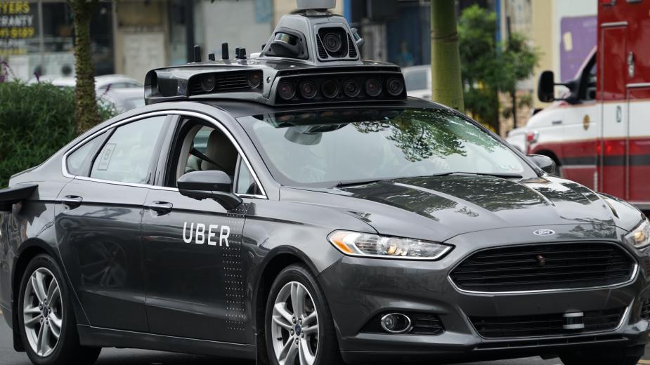 Лондон отне лиценза на Uber