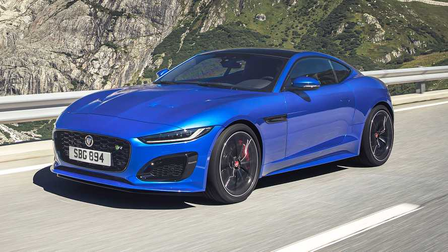New Jaguar F-Type – what the heck have they done to the design!?!