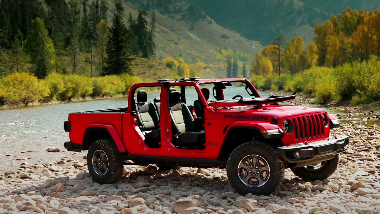 Jeep Gladiator 2020 in-depth review