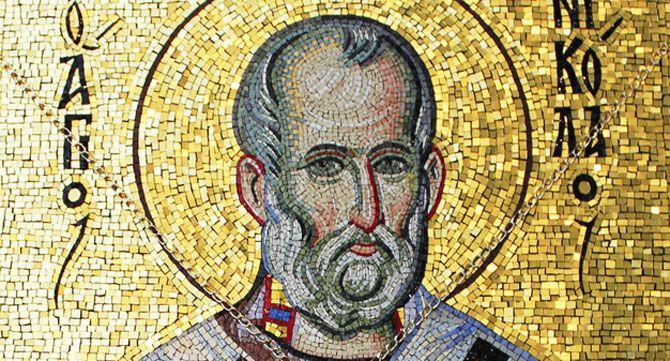Православната църква почита паметта на свети Николай Мирликийски Чудотворец