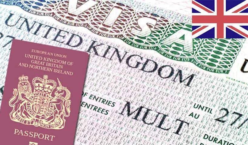 Колко ще ни струват визите за Великобритания