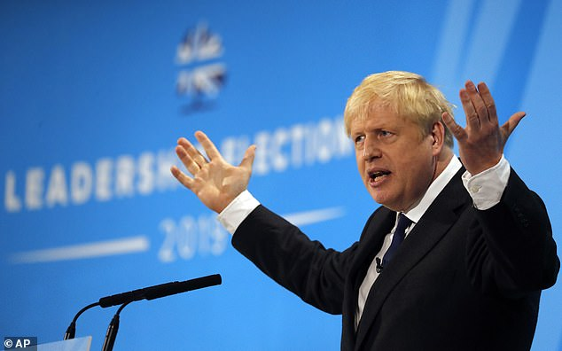 Борис Джонсън на първото заседание на кабинета след изборите: Още нищо не сте видели!