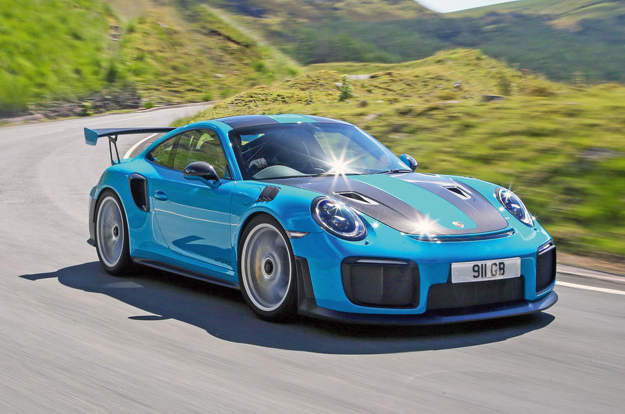 Porsche 911 GT2 RS review