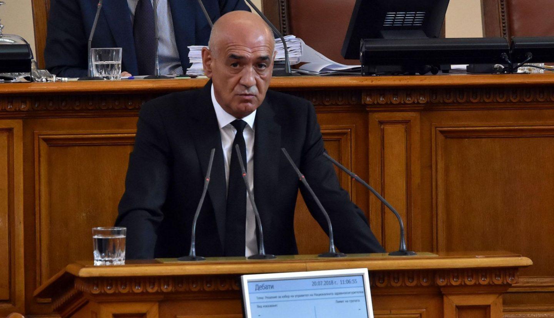 Дечо Дечев подава оставка от НЗОК