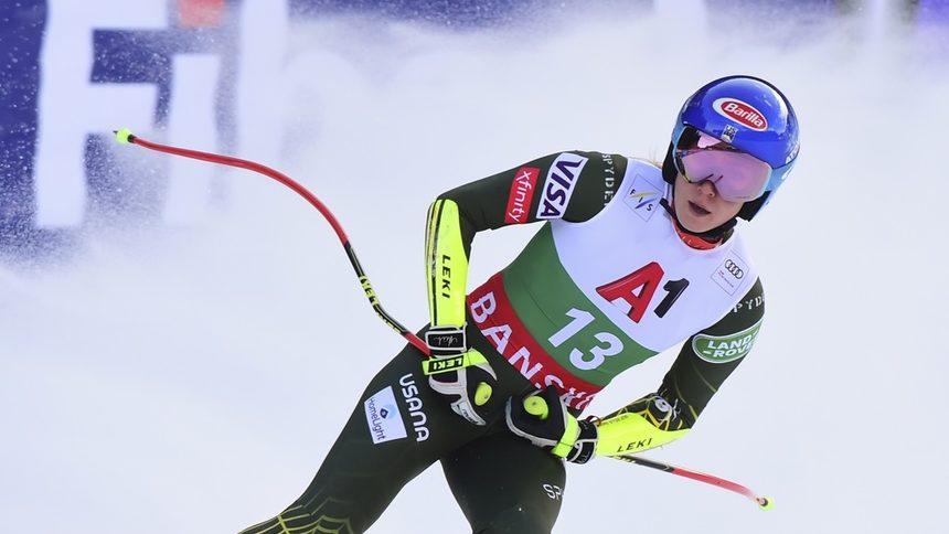 Микаела Шифрин спечели последния старт в Банско