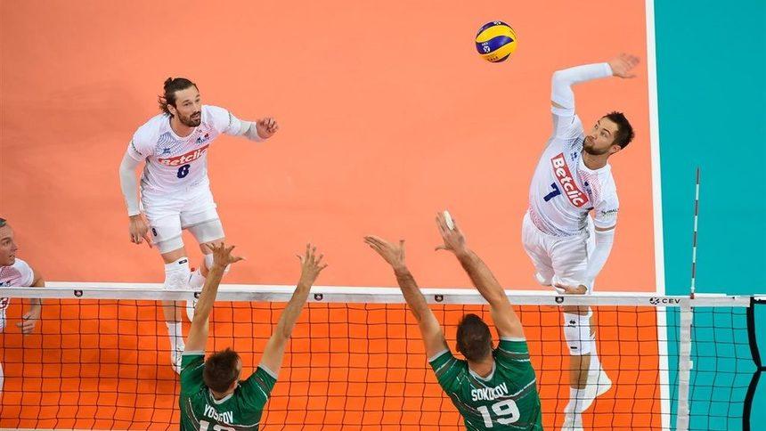 Волейболистите се хвърлят в дълбокото с олимпийската мечта в сърцето