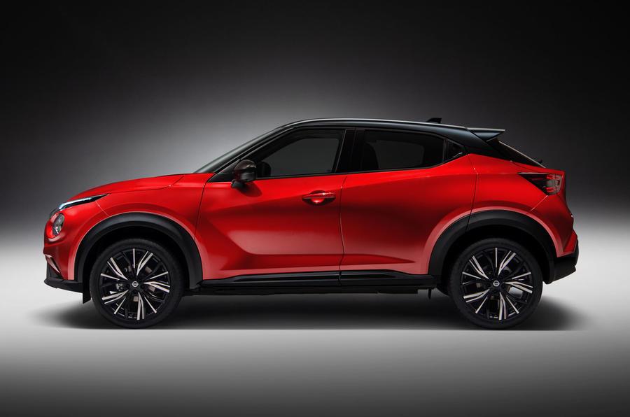New Nissan Juke 2020