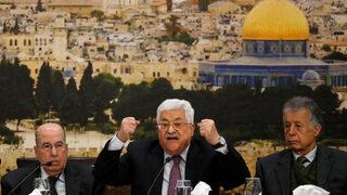 The Guardian: Палестинците скъсаха всички отношения със САЩ и Израел