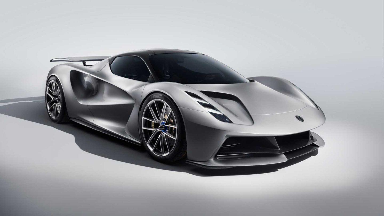 New 2000hp Lotus Evija EV