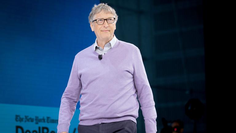 Бил Гейтс напуска борда на директорите на Microsoft и Berkshire Hathaway