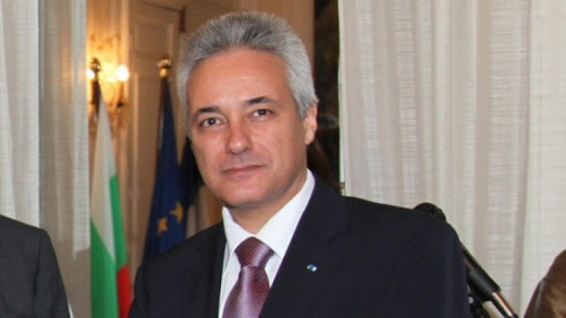 Обръщение на посланик Марин Райков