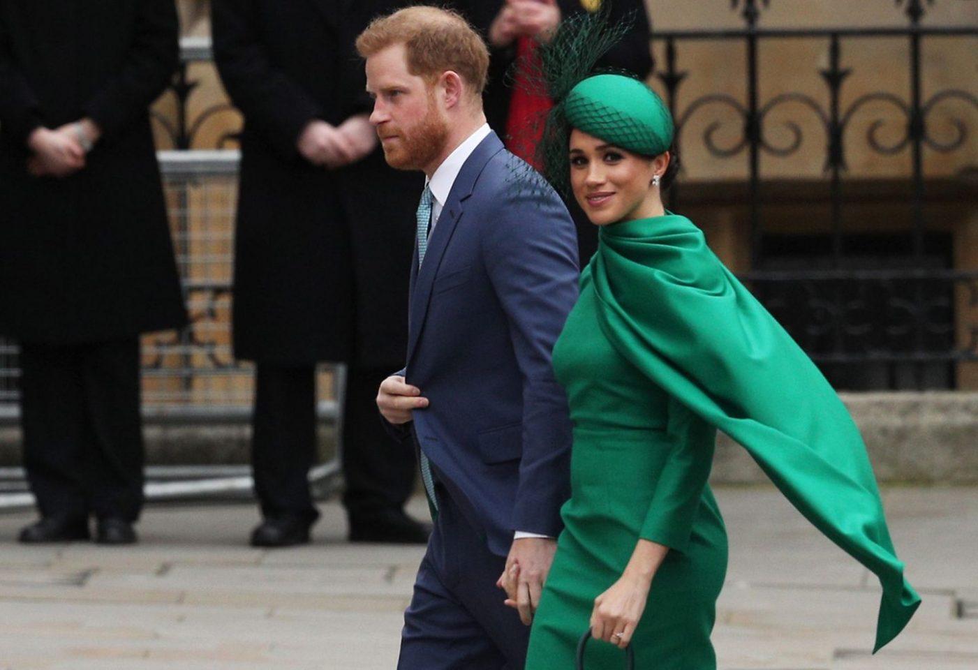 Принц Хари и Мегън Маркъл напуснаха Канада и се преместиха в Лос Анджелис