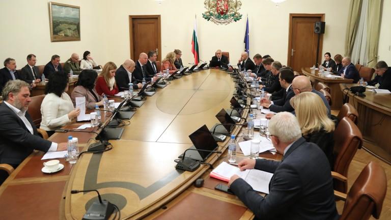 Бойко Борисов: Предлагаме на парламента да бъде обявено извънредно положение във връзка с коронавируса