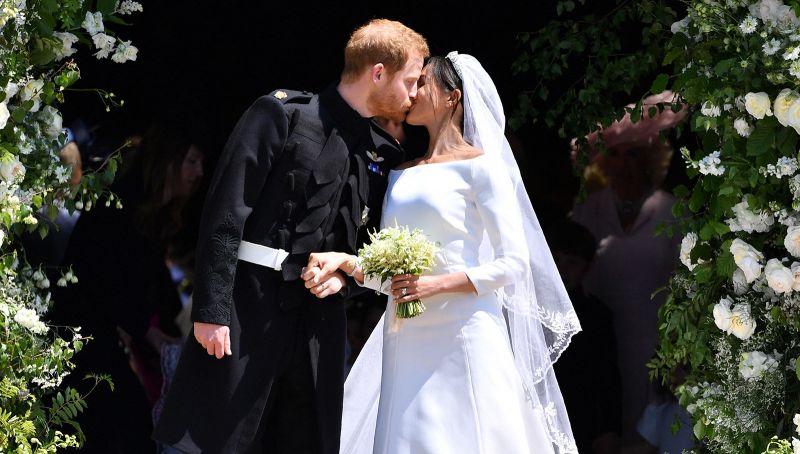 Хари и Меган се женят отново