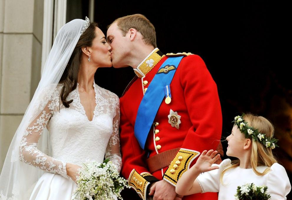 9 години любов: Кейт и Уилям празнуват годишнина от сватбата