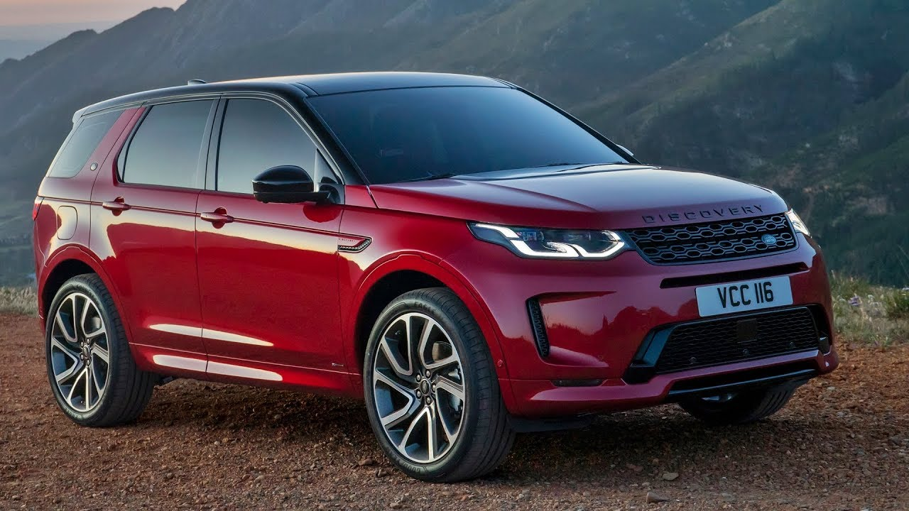 Land Rover Discovery Sport SUV 2020