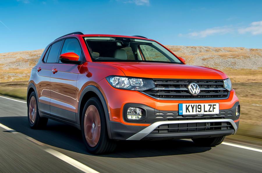 Volkswagen T-Cross SUV 2020 in-depth review