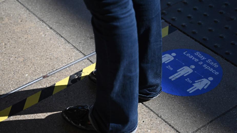 Британските власти въведоха нови мерки за влаковете и гарите