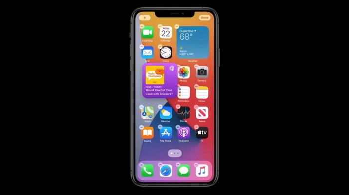 Слуховете за iPhoneOS се оказаха преувеличени
