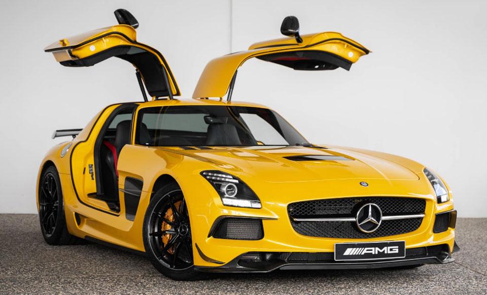 Mercedes-AMG SLS Black Series review