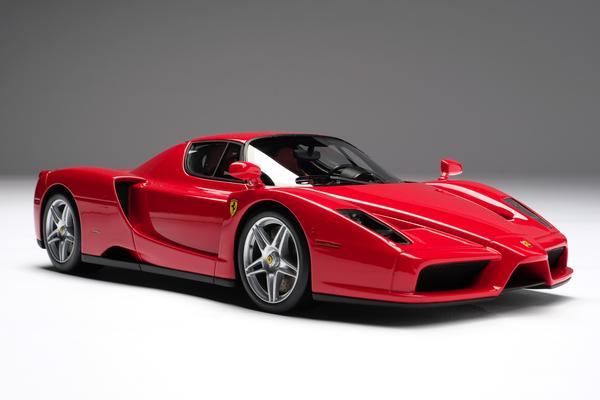 Ferrari Enzo review