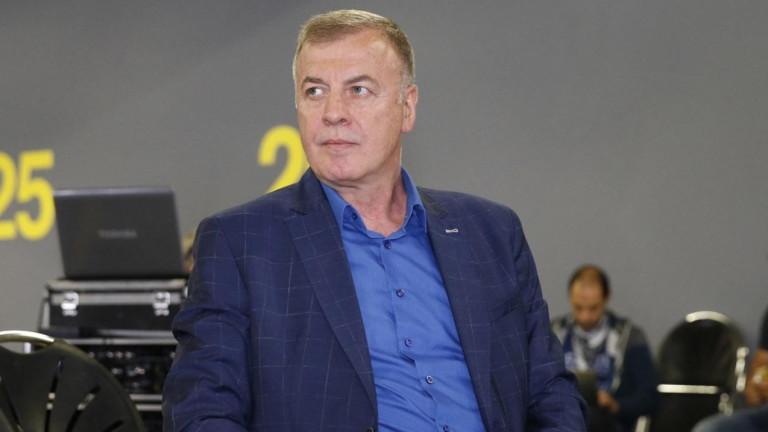 Наско Сираков: Няма да бият Левски като тъпан, с много пари също сме завършвали на седмо място