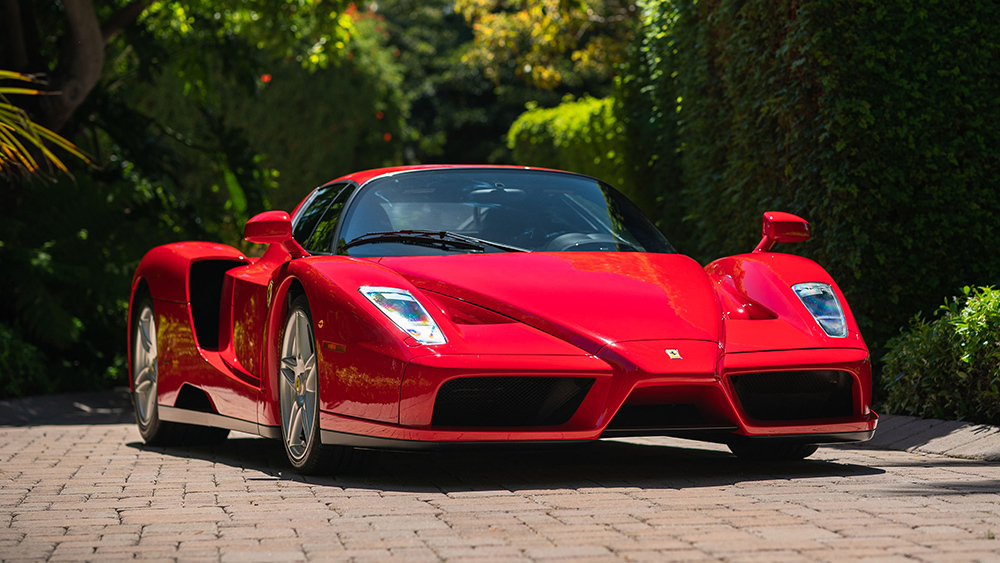 Ferrari Enzo review – see why it's worth £2M and is my favourite car EVER!