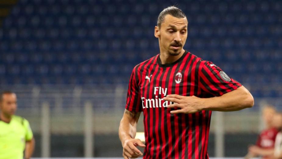 Милан иска да задържи Ибрахимович, проблемът е в парите