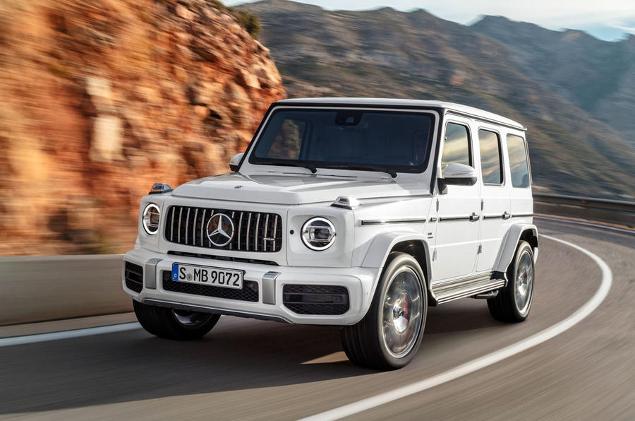 Living with an Mercedes AMG G63