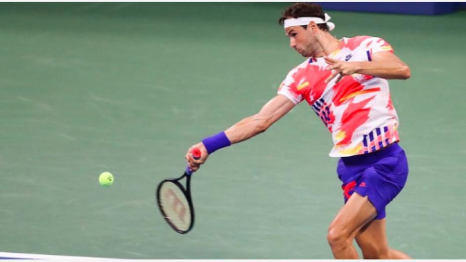 Григор Димитров отпадна от US Open
