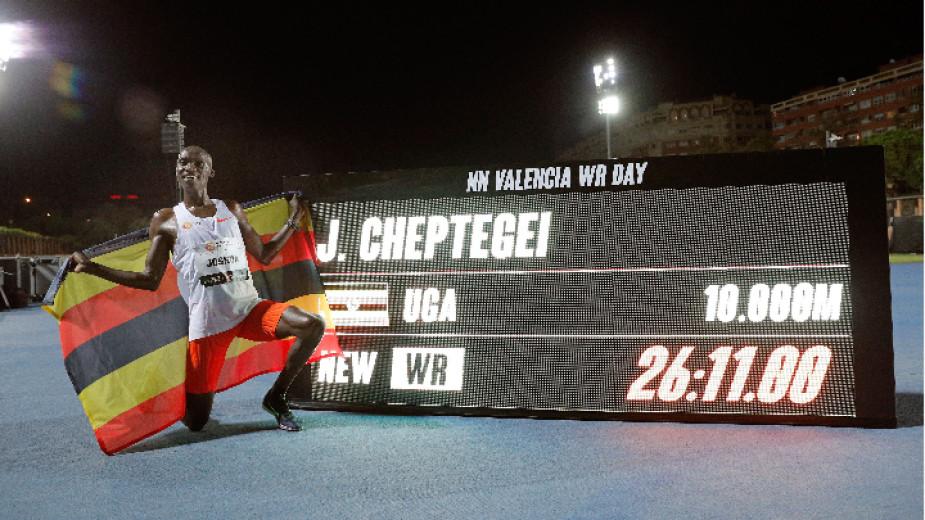 Във Валенсия паднаха стари световни рекорди в леката атлетика