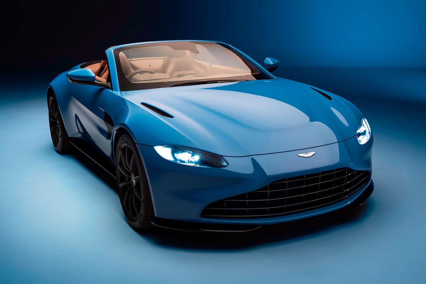 New Aston Martin Vantage Roadster review