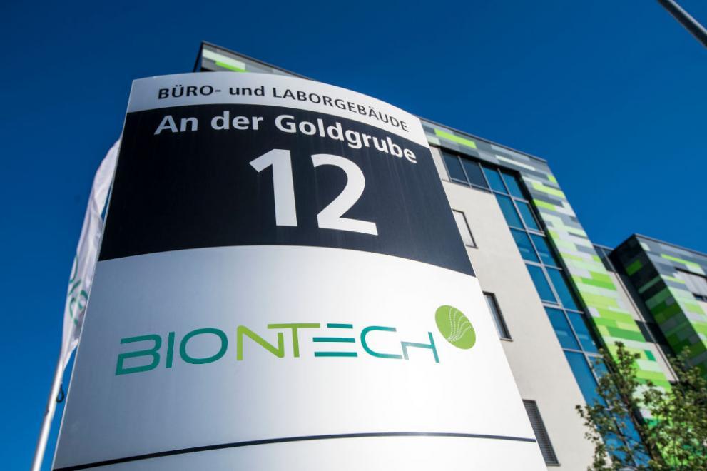 """""""Бионтех"""": Ще се върнем към нормален живот към края на 2021 г."""