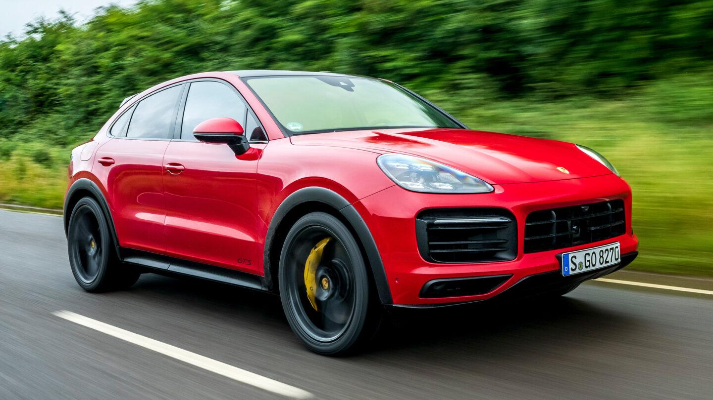 Porsche Cayenne GTS Coupe Review