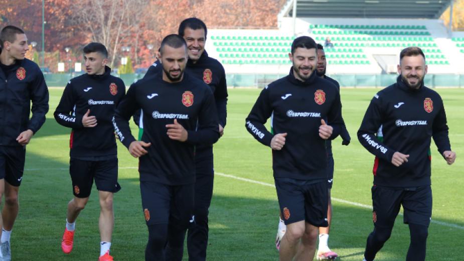 Националният отбор излиза за първа победа от година