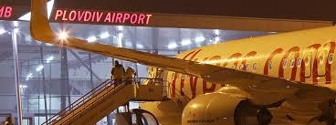 Анулираха полетите до Лондон от летище Пловдив