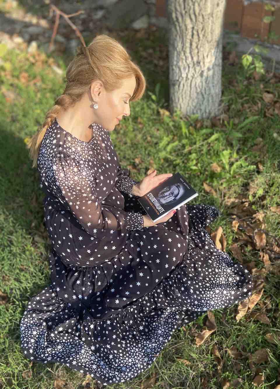 Мира Добрева издава книга с избрани истории