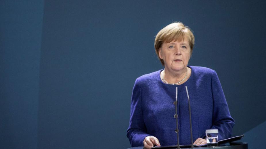 """Меркел отново е №1 в класацията на """"Форбс"""" на най-влиятелните жени в света"""