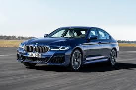 BMW M550i 2021 review