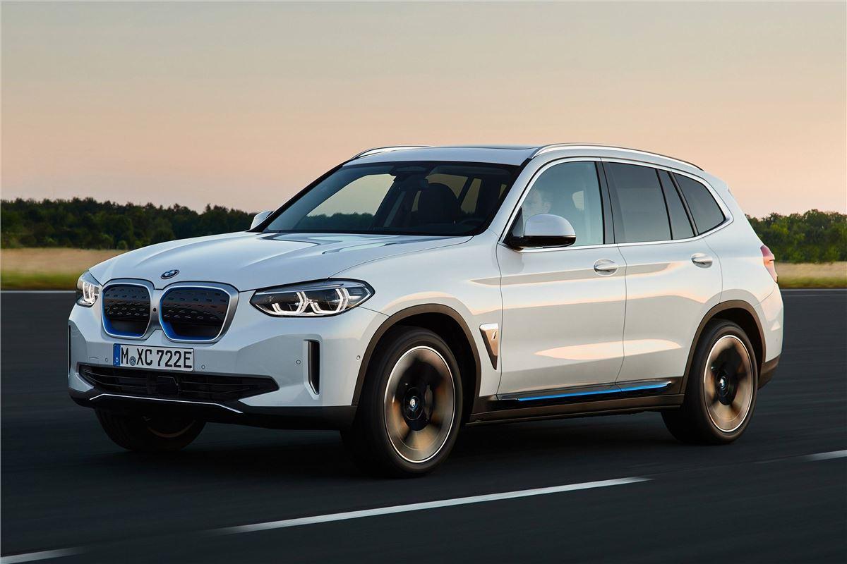 BMW iX3 2021 review