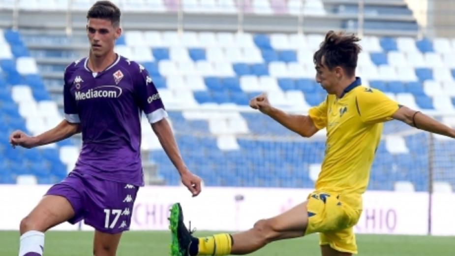 17-годишен български талант пред дебют за Фиорентина