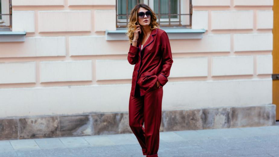 Пижамата – дреха на 2020