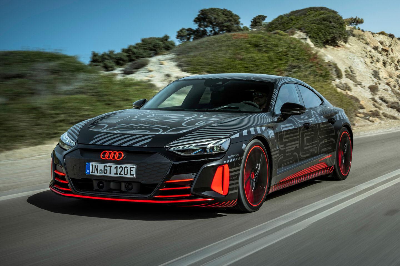 Audi RS e-tron GT 2021 review
