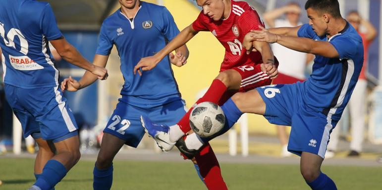 ЦСКА София се потруди, но победи Левски