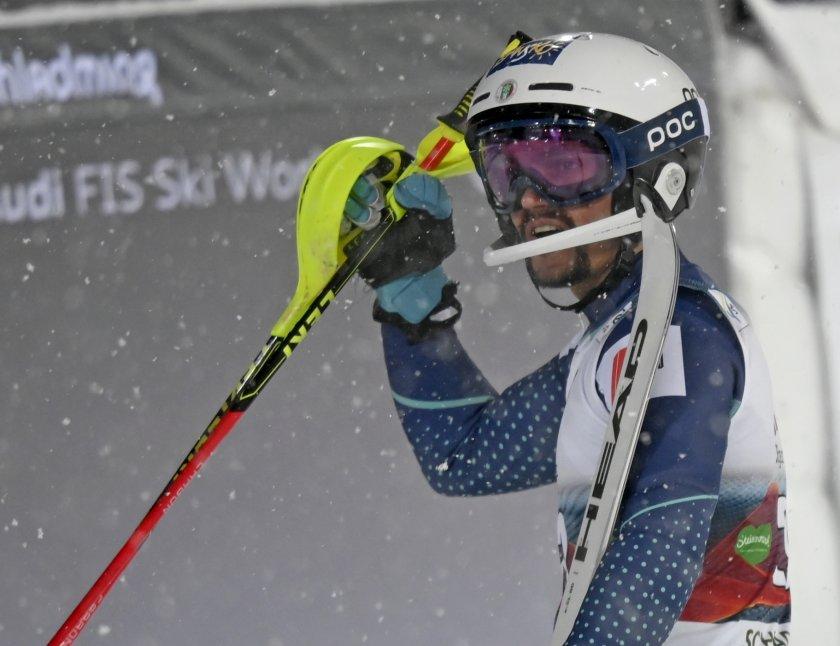 Алберт Попов стана шести в Австрия
